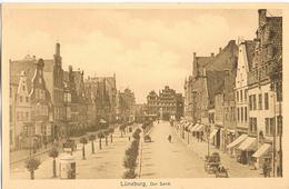 AK Lüneburg, Der Sand Um 1910 - Lüneburg