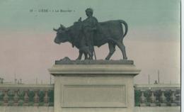 """Luik - Liège - """"Le Bouvier"""" - 1909 - Liege"""