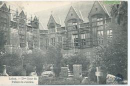 Luik - Liège - IIme Cour Du Palais De Justice - 1905 - Liege