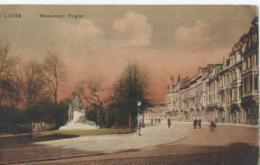 Luik - Liège - Monument Rogier - 1923 - Liege