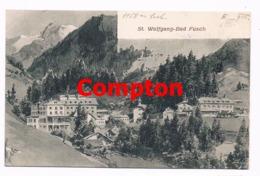 550 E.T.Compton St. Wolfgang Bad Fusch Künstlerkarte - Autres