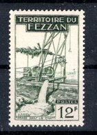 Fezzan 1951 N°63 Neuf Sans Charnière - Unused Stamps