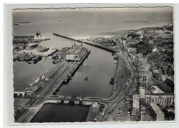 62 BOULOGNE SUR MER #11056 LE PORT VUE AERIENNE N° 17 - Boulogne Sur Mer