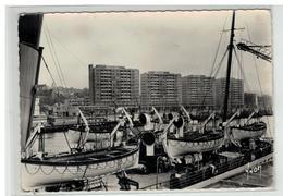 62 BOULOGNE SUR MER #11057 LE QUAI CHANZY ET LES BUILDINGS N° IB 1569 - Boulogne Sur Mer