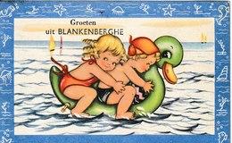Groeten Uit Blankenberghe (4456) - Blankenberge