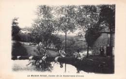 23 - CREUSE - MAISON ROUGE- 10027 - Canton De La Souterraine - Autres Communes