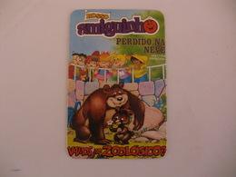 Revista Nosso Amiguinho Portugal Portuguese Pocket Calendar 1987 - Tamaño Pequeño : 1981-90