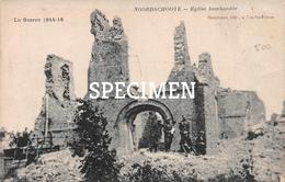 Eglise Bombardée - Noordschote - Lo-Reninge