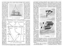 LES CERFS-VOLANTS Et La METEOROLOGIE  1899 - Ciencia & Tecnología