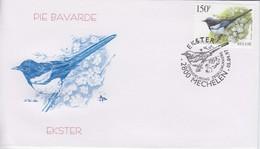 Opendeurdag Zegeldrukkerij 05-04-1997 Ekster - Pie Bavarde - Typografisch 1986-..(Vogels)
