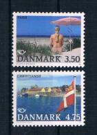 Dänemark 1991 Norden Mi.Nr. 1003/04 Kpl. Satz ** - Dänemark