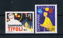 Dänemark 1993 Norden Mi.Nr. 1054/55 Kpl. Satz ** - Dänemark