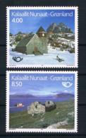 Grönland 1993 Norden Mi.Nr. 234/35 Kpl. Satz ** - Groenlandia