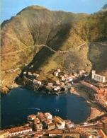 Cerbere La Baie Et La Route D Espagne - Cerbere