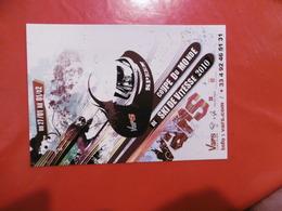 D 05 - Vars - Coupe Du Monde De Ski De Vitesse 2010 - France