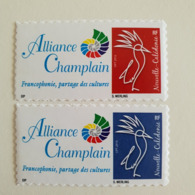 CAGOU PERSONNALISE ALLIANCE CHAMPLAIN TB - Unused Stamps