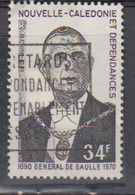 Nouvelle- Calédonie      1971      N °     377       COTE     5 € 50        ( E 28 ) - New Caledonia