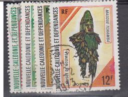 Nouvelle- Calédonie      1972      N °     381 / 384       COTE     4 € 80        ( E 31 ) - New Caledonia