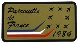 Patrouille De France 1984 - Militaria