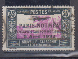 Nouvelle- Calédonie      1933      PA    N °     12       COTE     9 € 50        ( E 63 ) - Used Stamps