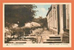 A140 / 003 67 - LA PETITE PIERRE - Hotel Des Vosges - La Terrasse - Sin Clasificación