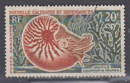 Nouvelle- Calédonie      1955      PA    N °     68       COTE     5 € 00        ( E 94 ) - Used Stamps