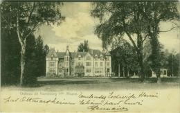 CPA FRANCE - CHATEAU DE HOMBOURG - H.te ALSACE - 1910s  (BG8252) - Sonstige Gemeinden