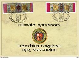 Herdenkingskaart 2492HK - Côte 20€ - Erinnerungskarten