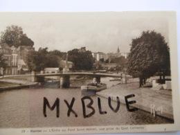 Erdre Au Pont Saint Mihel - Nantes