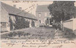 CPA : Belgique , Exaerde , Jardin De Mr Du Pont - Bélgica