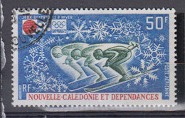 Nouvelle- Calédonie      1972      PA    N °     126       COTE     4 € 00        ( E 129 ) - Used Stamps