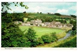Ref 1362 - Postcard - Blanchland Northumberland - England