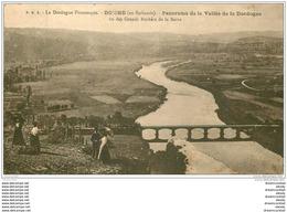 24 DOMME. Personnages Sur Grands Rochers De La Barre 1932 - Frankreich