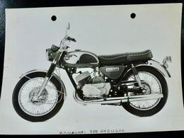 Photo PRESSE : MOTO _ BRIDGESTON 50 Sport _ 1967 _ VINTAGE - Cars