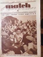 24 HEURES DU MANS: MATCH L'INTRAN N°249 16/06/1931): CHAMPIONNAT DE FRANCE DE CYCLISME- NATATION- FINALE FOOT EXPO COLON - Livres, BD, Revues