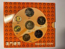 Set Macau Portugal 2003 BNC - Macao