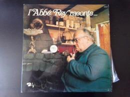 """33 T L'abbé Rey Raconte """" Les Trois Messes Basses + L'elixir Du Père Gaucher """" - Vinyl Records"""
