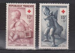 N° 1048/1049. Neufs **. - France