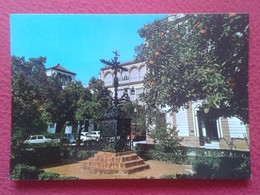 POSTAL POST CARD Nº 206 SEVILLA SEVILLE SIVIGLIA PLAZA DE SANTA CRUZ EDICIONES RO-FOTO COCHES DE ÉPOCA.....SPAIN CARS... - Sevilla