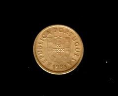 $F46-1 Escudo Coin - Portugal - 1986 - Portugal