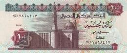 EGYPT  P. 61 100 P 1997 UNC - Egypt