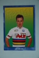 CYCLISME: CYCLISTE : LUC LEBLANC - Ciclismo
