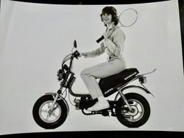 Photo PRESSE : MOBYLETTE _ MOTOBECANE Hobby _ 1979 _ VINTAGE MOTO - Cars