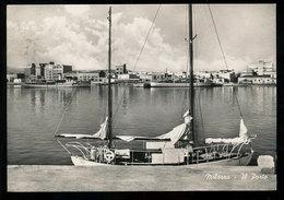 MILAZZO (MESSINA) - IL PORTO 1963 - Messina