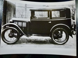 Photo PRESSE : Photo XXL _ BMW Dixi _ 1929 _ VINTAGE Automobile - Cars