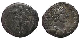 Hemidrachm - Hadrian (117-138 AD) Cappadocia / Caesarea - Silver - Romane