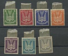 1924 Avions. Complète Yv.1-18  Cote 275-€ . Mit Falz  Beaux Et Frais   Zehr Schön - Allemagne