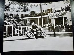 Photo PRESSE : Photo XXL _ MOTO BMW Compressor _ SCHORSCH MEIER _ 1939 _ VINTAGE - Cars