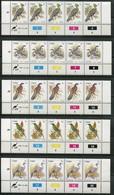 Ciskei Mi# 5-21 Zylinderstreifen Postfrisch/MNH Controls - Fauna Birds - Transkei