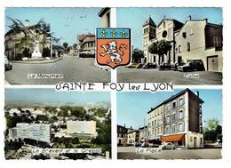 69 RHONE SAINTE FOY LES LYON Multivues - France